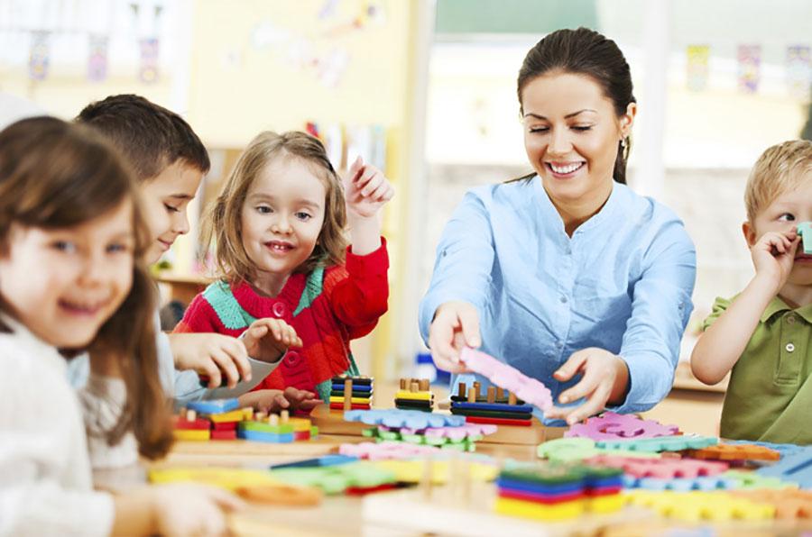 Las funciones que cumplen los centros de educación infantil
