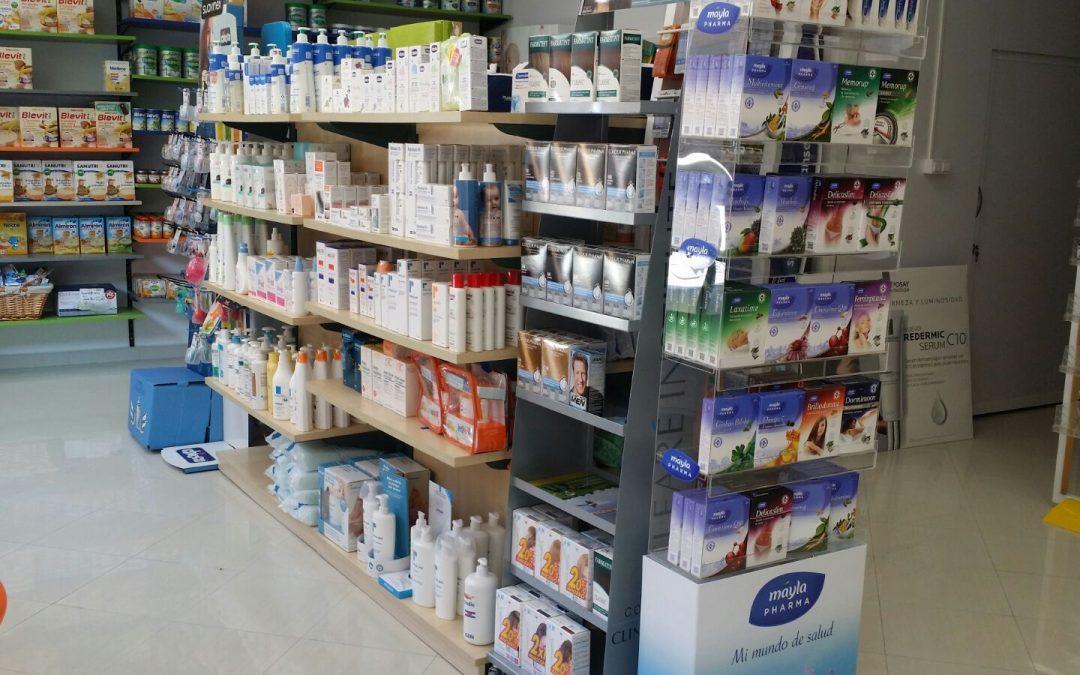 Los productos más vendidos en parafarmacias